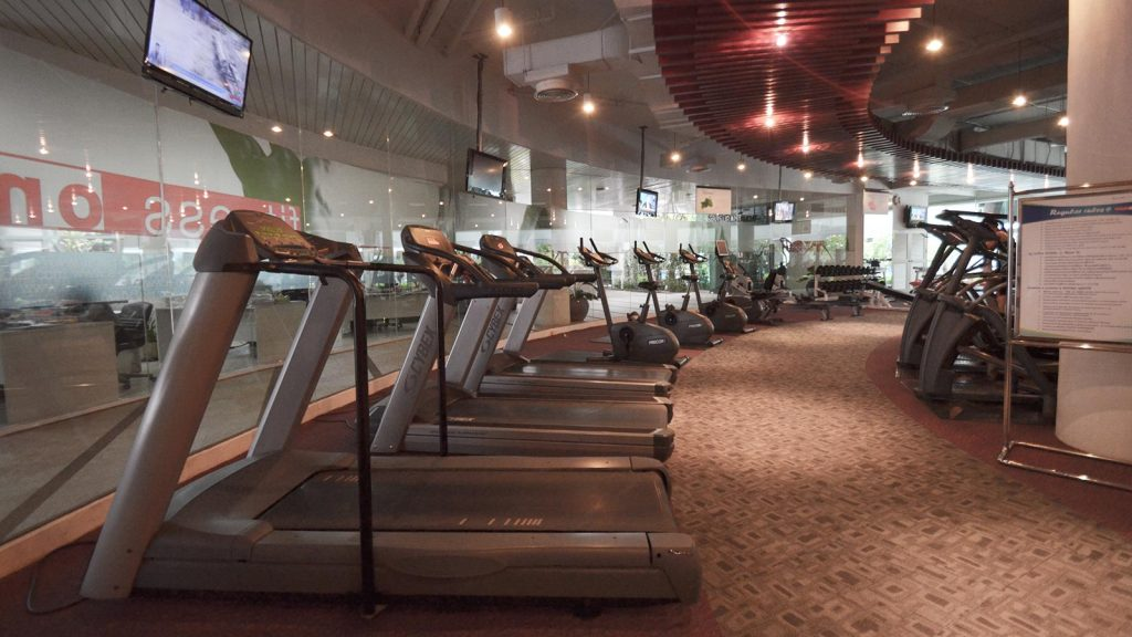 A-One New Wing Hotel : Fitness One